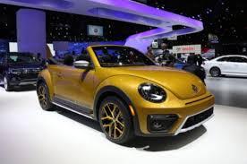 volkswagen beetle 2015 colors. vw beetle dune di la auto show 2015 leftlanenewscom volkswagen colors v