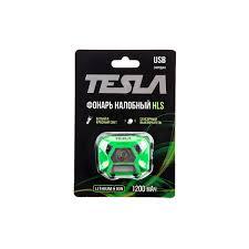Фонарь налобный <b>Tesla</b> HLS в Санкт-Петербурге – купить по ...