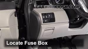 interior fuse box location honda odyssey honda interior fuse box location 2011 2016 honda odyssey