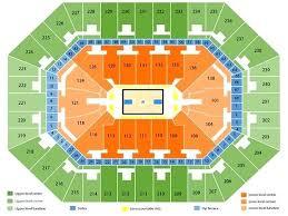 Target Arena Seating Chart Target Center Seat View Target Center Section Seat Views