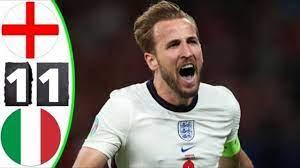 ملخص مباراة انجلترا و ايطاليا 1 1 نهائي اليورو 2021 اهداف مجنونة فرص  بالجملة مباراة مثيرة - YouTube