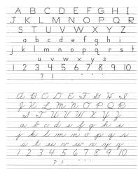 Small Size A Worksheet Free Handwriting Worksheets For Kindergarten