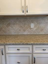 tumbled stone kitchen backsplash. Interesting Stone 71 Most Magnificent Excellent Travertine Kitchen Backsplash Pictures Baja  Cream Tumbled Stone Granite Grey Glass Tile Natural Subway Sheets Wall Tiles Black  For