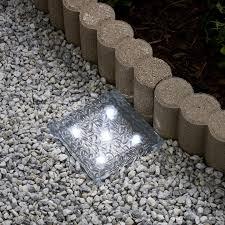 Solar patio lights Decorative Iced 6x6 Tonywall Solar Landscape Lights Led Outdoor Lighting Lightscom