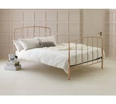 Buy Collection Aurelie Small Double Bed Frame - Rose Gold at Argos.co.uk