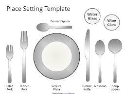 Table Setting Templates Place Setting Template Pdfsimpli