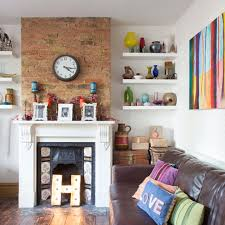 Small Living Room Storage Living Room Fireplace Ideas Insert Sofa Small Living Room