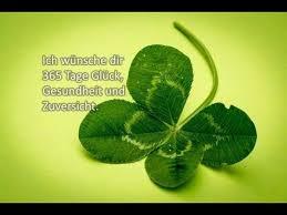Ich Wünsche Dir 365 Tage Liebe Glück Gesundheit Und