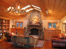 Cabin Kitchens Log Home Kitchen Islands Luxury Decorations Ideas And Kitchen
