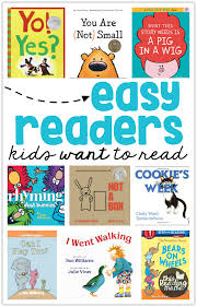 easy readers kids will want to read
