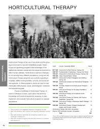 Nybg Landscape Design Certificate