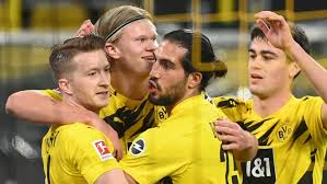 Transfer talk is live with the latest. Dortmund Director Haaland Totally Agrees With Another Season At Bvb