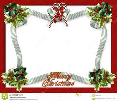 Christmas Invitation Card Template Merry Christmas Happy