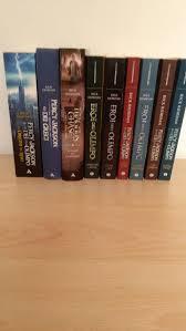 Vendo libri della saga Percy Jackson in 21011 Arsago Seprio for €1.00 for  sale
