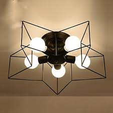 modern ceiling lighting uk. brief five-pointed star lighting personalized modern ceiling light child housing lamps uk s