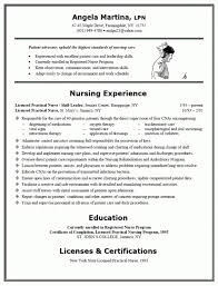 Free Nursing Resume Template Simple Nursing Resume Templates Free Downloads Best Professional Resume