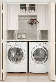 Washer Dryer Cabinet 15 laundry spaces that cleverly conceal their unsightly appliances 1615 by uwakikaiketsu.us