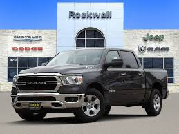 New 2019 RAM All-New 1500 Big Horn/Lone Star Crew Cab in Rockwall ...
