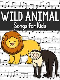 Wild Animals Activities And Lesson Plans For Pre K And