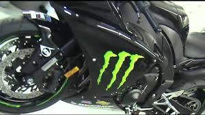 Monster Energy Drink Promotional Graphic Kit Yamaha Yzf