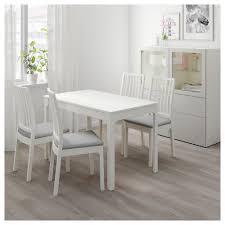 Ekedalen Tisch Und 2 Stühle Weiß Orrsta Hellgrau In 2019