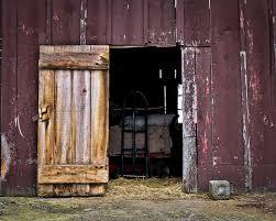 wide open doors. Fine Doors Barn Door With Wide Open Doors R