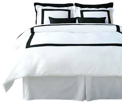 boutique hotel collection black duvet cover set queen covers canada modern and sets