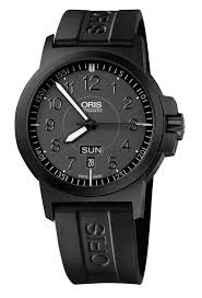 oris bc3 advanced automatic men s strap watch