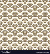 Japanese Wave Pattern New Japanese Wave Traditional Seamless Pattern Vector Image