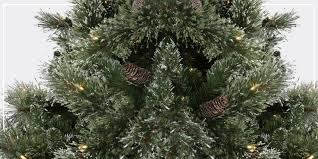 12 Best Artificial Christmas Trees for 2017 - Fake Christmas Trees With  Lights