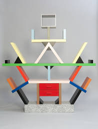 memphis style furniture. The Most Recognizable Furniture Icon From Memphis Group May Be Ettore Sottsass\u0027s 1981 Carlton Room Style S