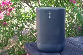 Sonos Solid Amber Light Sonos Move Review Glorious Audio Performances At Home And