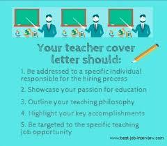 Cover Letter For Kindergarten Teacher Resume Cover Letters For