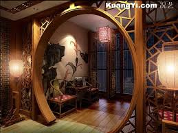 chinese style decor: living room chinese style decoration room decoration plans photo