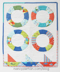 Make this Sailing Quilt with Nancy Zieman and Carol Porter | Nancy ... & Create the Quilt Adamdwight.com