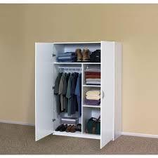 wood wardrobe closet small armoire cabinet wall wardrobe tall narrow armoire
