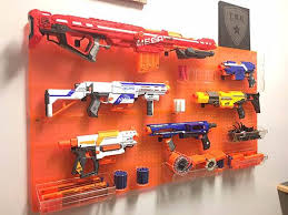 Could also quote some household laws of war How To Build A Tactical Nerf Gun Wall