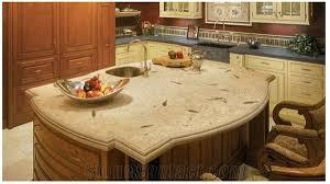 fossil stone countertops beige limestone countertops