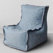 <b>Бескаркасное кресло</b> Лофт Серый, жаккард - <b>MyPuff</b>