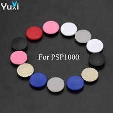 <b>YuXi 4pcs</b> Replacement 3D <b>analog</b> joystick Button cover cap For ...