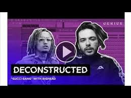 The Making Of Of Lil Pumps Gucci Gang With Bighead Producer Topping The Billboard Charts