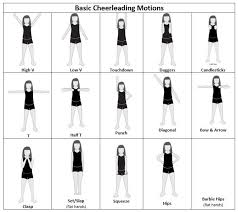 Basic Cheerleading Moves Get Rid Of Wiring Diagram Problem