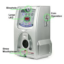 Breathalyzer Vending Machine Business Beauteous AlcoScan AL48 Breathalyzer Machine Coin Operated ASD