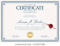 Certificate Images Stock Photos Vectors Shutterstock