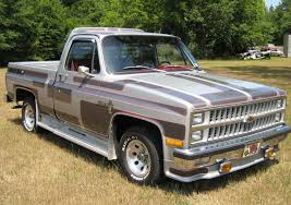 Rebel with a Cause: 1981 Chevrolet C-10
