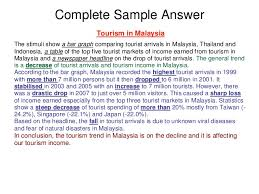 muet writing section 11 complete sample