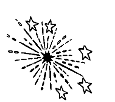 fireworks clipart black and white transparent. Wonderful White Black And White Fireworks Clip Art For Clipart Transparent C
