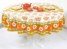 round table cover table cloth table linen 100 cotton 70 inc