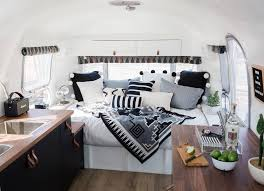 Airstream Interior Design Minimalist Interesting Ideas