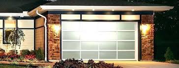 insulated glass garage doors insulated glass garage doors cost full image for insulated glass garage doors